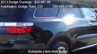 2013 Dodge Durango Crew - for sale in Centennial, CO 80112