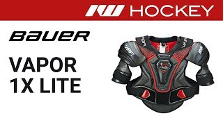 Bauer Vapor 1X LITE Shoulder Pad Review