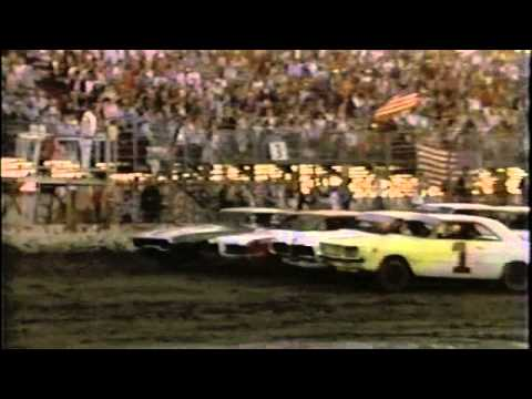 Baylands (Fremont Raceway, CA) Endurance Race 1980's