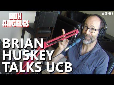 Brian Huskey Talks Early UCB
