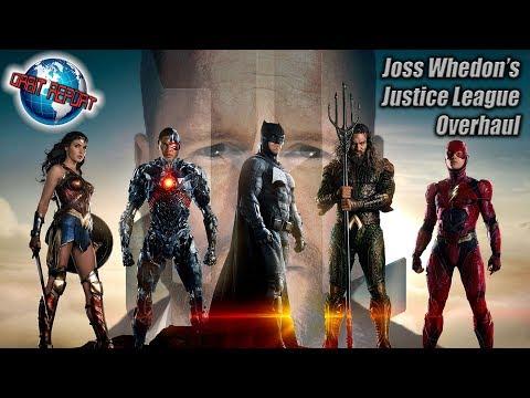 Joss Whedon's Justice League Overhaul - Orbit Report