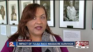 Impact of Tulsa Race Massacre Survivor