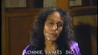 """Rare!! Dio """"Stars"""" -behind the scenes-making metal history HQ Best Quality MP3"""