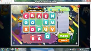 WORD MANIA GAMEPLAY