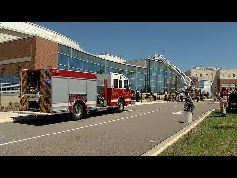 Art Room Fire Prompts Evacuation, Dismissal at Wayzata High School