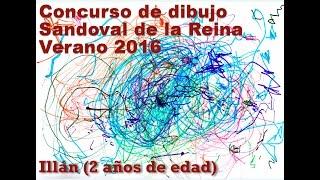 Concurso de dibujo. Verano 2016. Sandoval de la Reina.