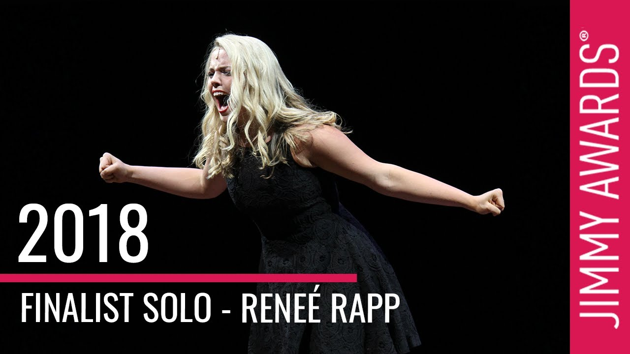 2018 Jimmy Awards winner Reneé Rapp