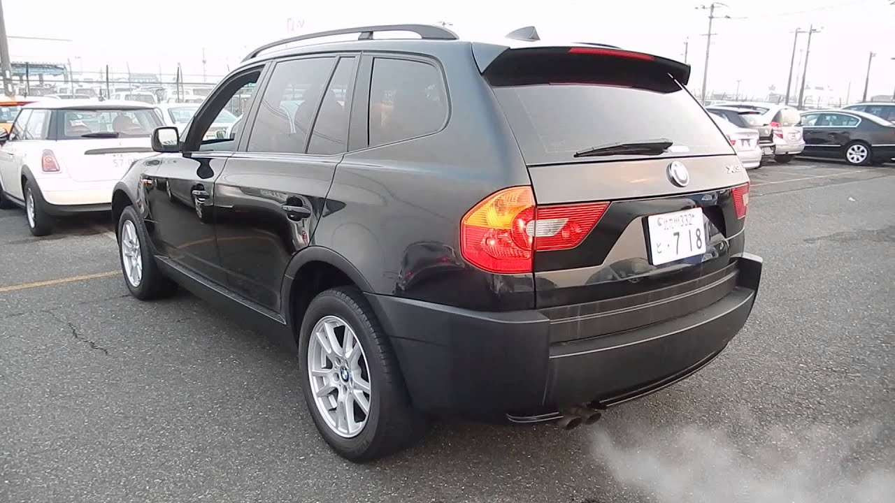 2004 bmw x3 alloy wheels grade4 5 keyless. Black Bedroom Furniture Sets. Home Design Ideas