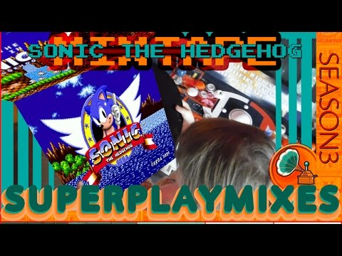 If Sonic Mania Was Built From Pop Music 🎧 S3E3 SONIC THE HEDGEHOG Superplay Mix ☆One Life Clear☆