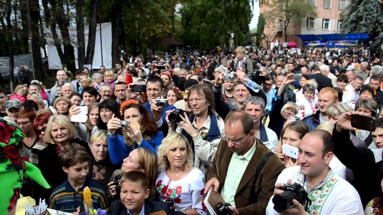 Коростень фестиваль дерунів 2015