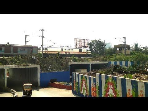 Chennai Central Bangalore City  AC Double Decker Express 22625