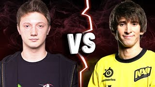 RESOLUTION VS DENDI ВОЙНА В МИДЕ DOTA 2