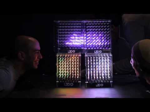 SEEKWAY 3D LED Cube qGrid Solution 2.0