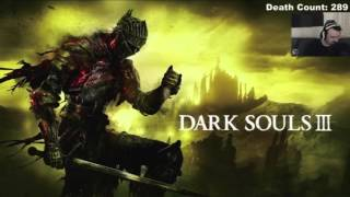 Dark Souls 3 15th session - Making sure XB1 is offline, rambling about WiFi (2016-04-23)