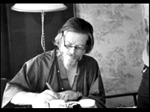 Alan Watts - Conversation with Laura Huxley