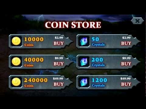 Free Coins & Crystals in Fort Conquer for Android Using Freedom