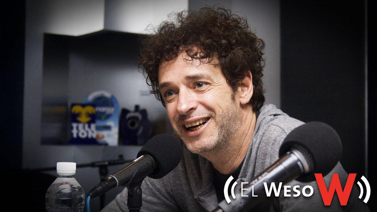 Fernando Rivera Calderón entrevista a Gustavo Cerati