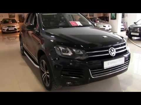 Volkswagen Touareg II 3.6 AT (249 л.с.) Цена 1 849 999 рублей
