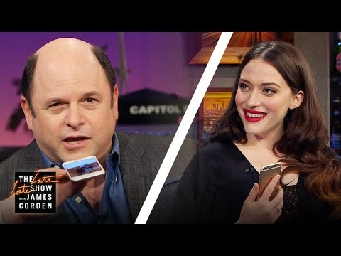 Jason Alexander ReRecords Costanza's Message for Kat Dennings