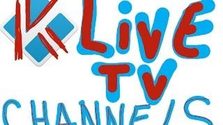 kodi 2017 LIVE TV CHANNELS ON KODI - mobdro INTERNET TV
