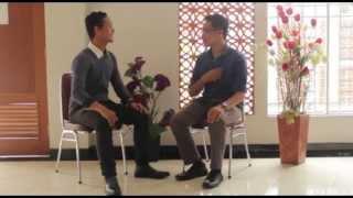 Wawancara Mengenai Beasiswa