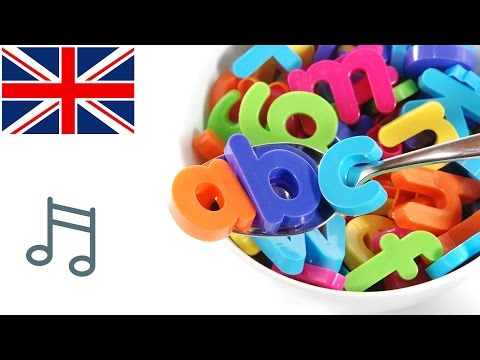 "ABC Song | UK/British ""Zed"" Version 
