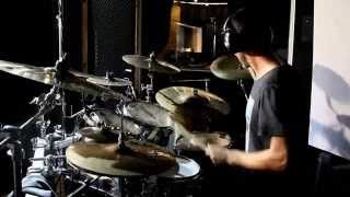 #02 Within the ruins-Ronin: Julien Sorel drums cover