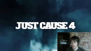 Just Cause 4 трейлер \ дата выхода \ е3 2018 \ реакция