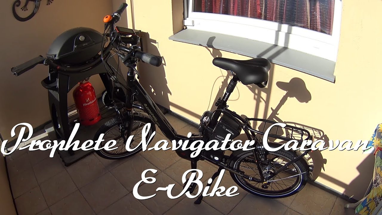 prophete navigator caravan e bike teil 1 youtube. Black Bedroom Furniture Sets. Home Design Ideas