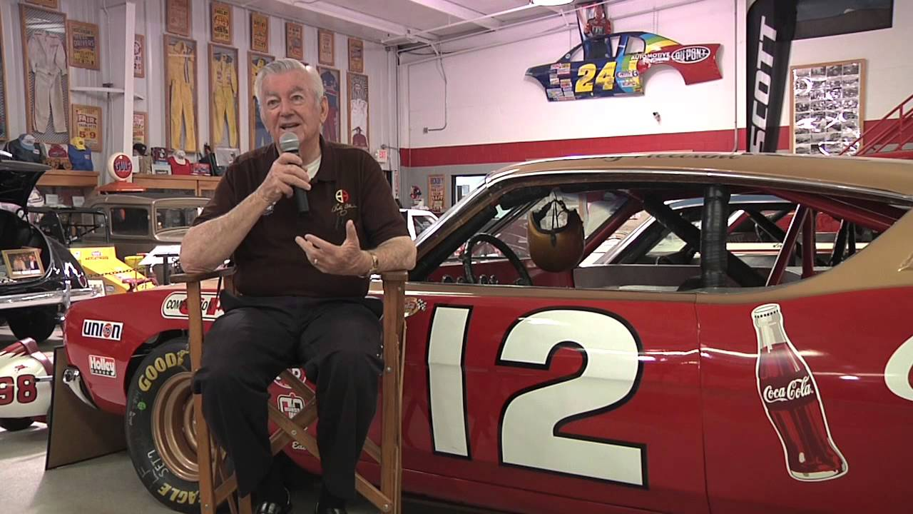 Bobby Allison Interview with Carlisle Events - Part 4 of 6