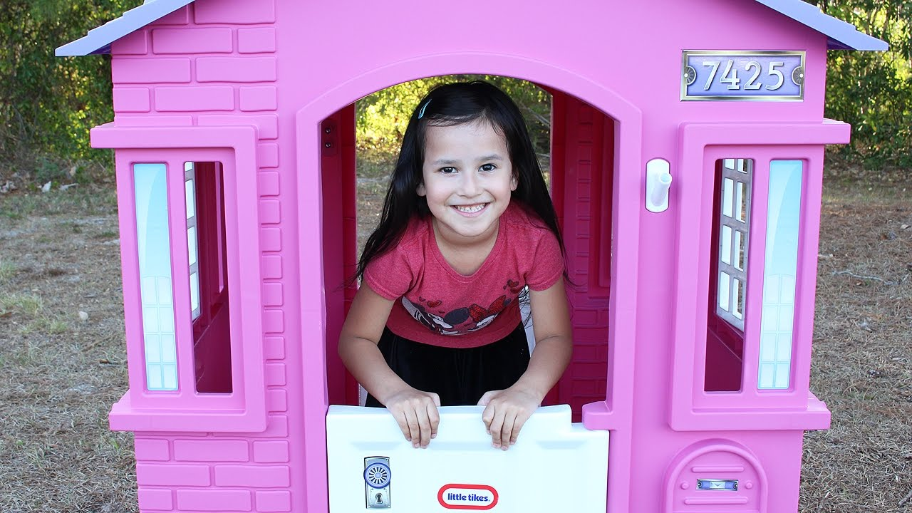 Little Tikes Princess Cottage Playhouse Indoor And Outdoor