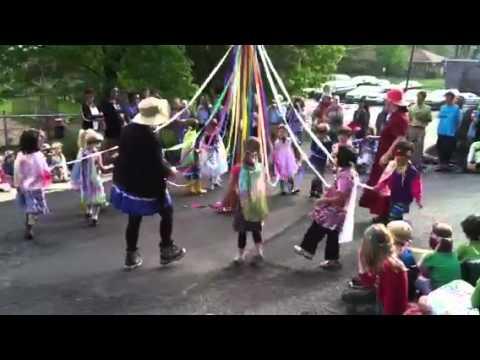 Maypole Dance (Cincinnati Waldorf School)
