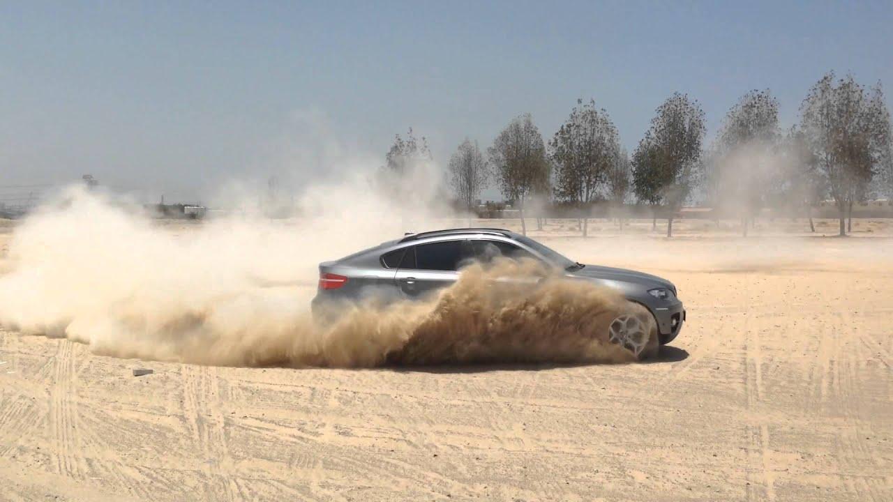 Dubai Desert Drift X6 Youtube
