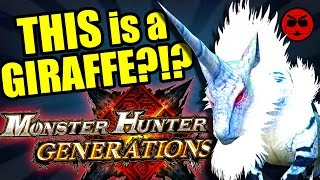 Monster Hunter Generations' Kirin are REAL! - Culture Shock