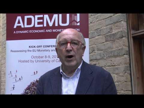 Joaquin Almunia on Economic & Monetary Union Political Incentives