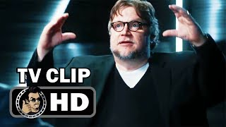 "JAMES CAMERON'S STORY OF SCIENCE FICTION Official Clip ""Guillermo Del Toro"" (HD) AMC Series"