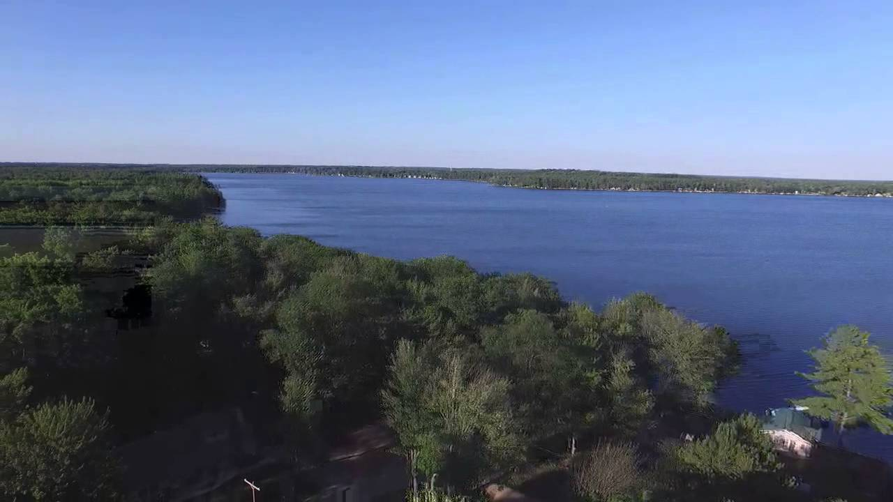 Photo of Otsego Lake State Park, Michigan - Stairway to Otsego Lake.