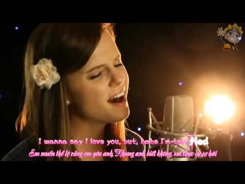 [Karaoke + Beat] Baby, I Love You - Tiffany Alvord (Original Song) Official Video