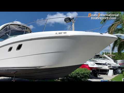 2008 Sea Ray 330 Sundancer For Sale In Pompano Beach, FL