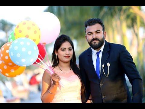 Diamond  // Best Pre Wedding 2018 // Vipin & Sakshi //  Kirandev Photography
