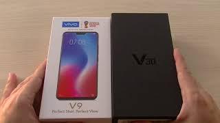 Download Video Vivo V9 Unboxing Precioso y Económico MP3 3GP MP4