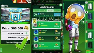 Football Strike Trying To Top Leaderboards