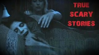 5 CREEPY TRUE SCARY STORIES   Night Shift, Crazy Ex, Stalkers, Taxi, Camping (True Horror Storytime)