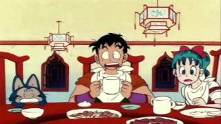 Kid Goku Eating [HD]