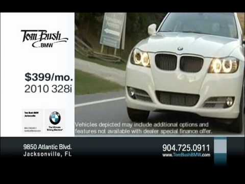 Tom Bush BMW commercial