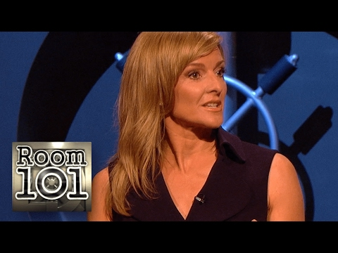 Gabby Logan Doesn't Care if You're Afraid Of Flying - Room 101