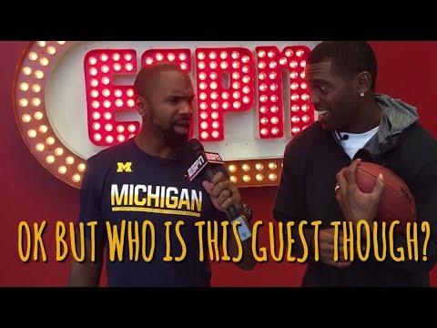 Randy Moss and Charles Woodson make mischief at ESPN | The Randy & Charles Show | ESPN