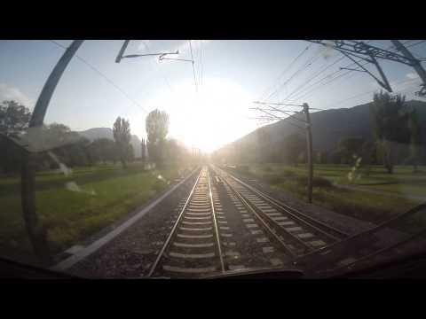 Cab Ride Chur to Zürich HB