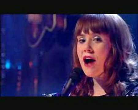 Kate Nash - Foundations - Jools Hollands' Hootenanny 2007