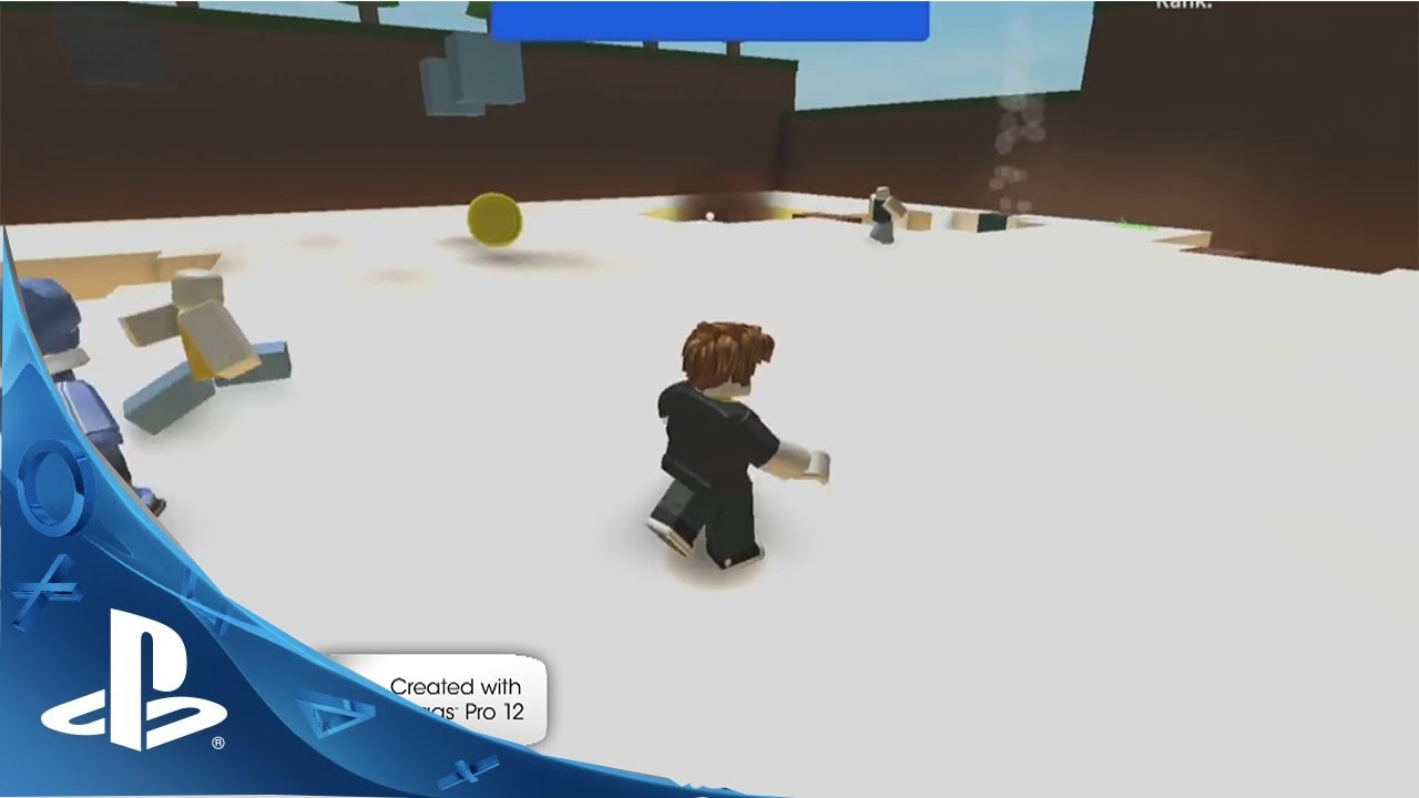 roblox trailer ps4 - YouTube